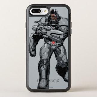Capa Para iPhone 8 Plus/7 Plus OtterBox Symmetry Cyborg