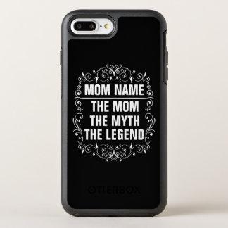Capa Para iPhone 8 Plus/7 Plus OtterBox Symmetry Dia das mães feliz da mamã