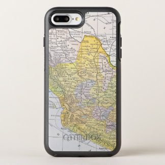 CAPA PARA iPhone 8 PLUS/7 PLUS OtterBox SYMMETRY MAPA: MÉXICO