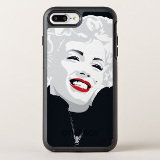 Capa Para iPhone 8 Plus/7 Plus OtterBox Symmetry Miki Marilyn