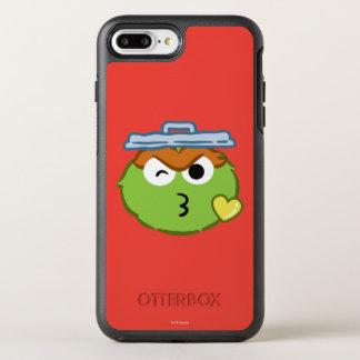 Capa Para iPhone 8 Plus/7 Plus OtterBox Symmetry Oscar enfrenta o jogo de um beijo