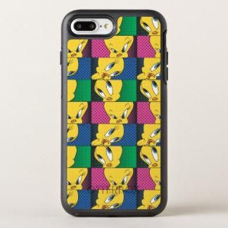 Capa Para iPhone 8 Plus/7 Plus OtterBox Symmetry Painéis cómicos de Tweety