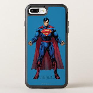 Capa Para iPhone 8 Plus/7 Plus OtterBox Symmetry Superman que está 3