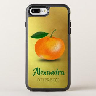Capa Para iPhone 8 Plus/7 Plus OtterBox Symmetry Tangerina chinesa do ano novo
