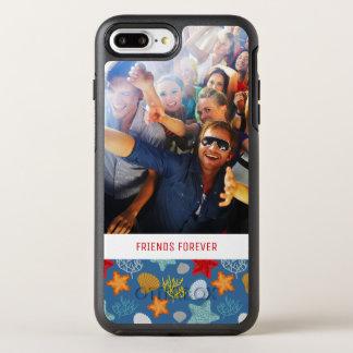 Capa Para iPhone 8 Plus/7 Plus OtterBox Symmetry Teste padrão subaquático | da vida seus foto &