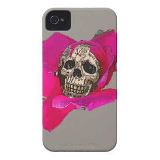 Capa Para iPhone A flor da morte