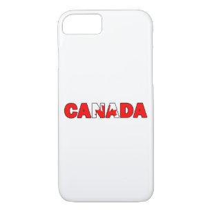 Capa iPhone 8/7 Canadá