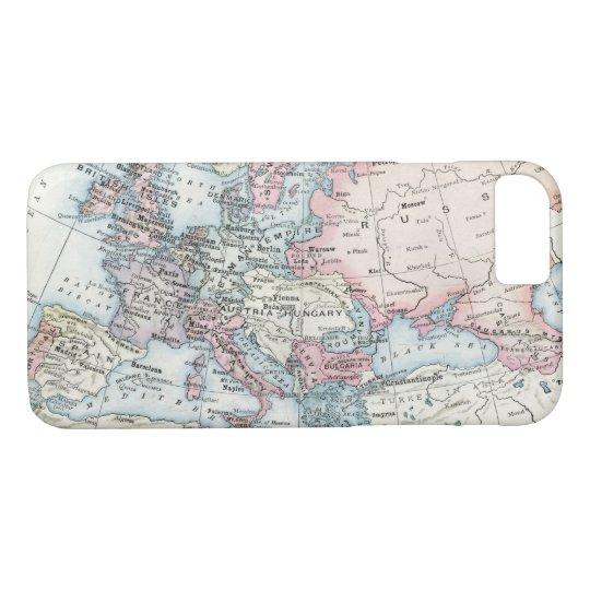 Capa Para iPhone, Case-Mate Mapa político da Europa (1916)