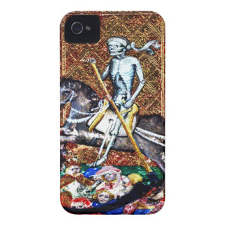 Capa Para iPhone Exemplo da case mate do cartão da morte