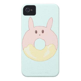Capa Para iPhone Rosquinha do coelho de Kawaii