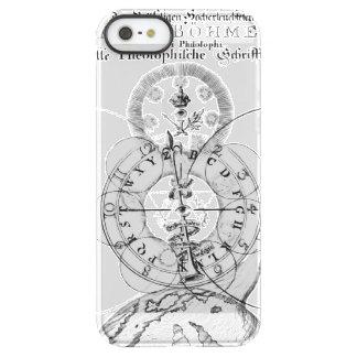 Capa Para iPhone SE/5/5s Permafrost® Alfabeto esotérico do Theosophy