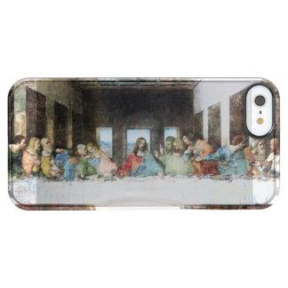 Capa Para iPhone SE/5/5s Transparente A última ceia por Leonardo da Vinci
