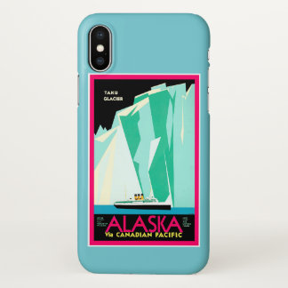 Capa Para iPhone X Caso do iPhone X de Alaska