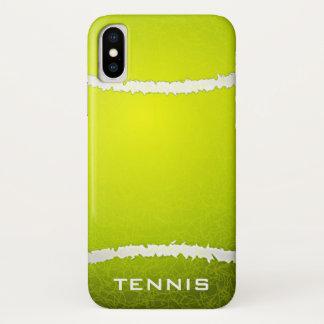 Capa Para iPhone X Caso do iPhone X do design do tênis