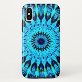 Capa Para iPhone X Mandala de cristal