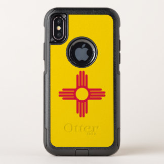 Capa Para iPhone X OtterBox Commuter New mexico