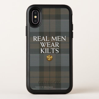Capa Para iPhone X OtterBox Symmetry Kilts reais do desgaste de homens do Outlander |
