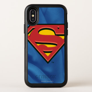 Capa Para iPhone X OtterBox Symmetry Logotipo do superman do S-Protetor | do superman