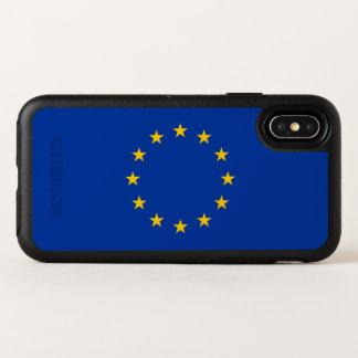 Capa Para iPhone X OtterBox Symmetry União Europeia de E. -