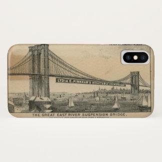 Capa Para iPhone X Ponte de Brooklyn