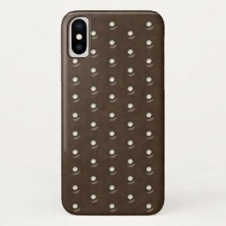 Capa Para iPhone X Sorvete Sammich