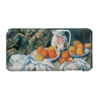 Capa Para iPod Touch 5G De Cezanne cortina da vida ainda, jarro