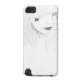 Capa Para iPod Touch 5G rock and roll girl