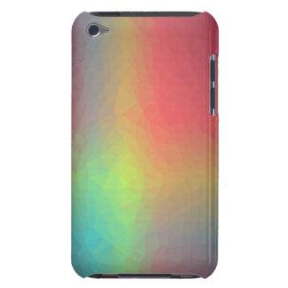 Capa Para iPod Touch Caixa abstrata colorida impressionante do