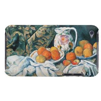 Capa Para iPod Touch De Cezanne cortina da vida ainda, jarro
