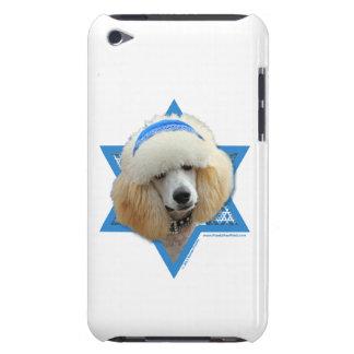 Capa Para iPod Touch Estrela de David de Hanukkah - caniche - abricó