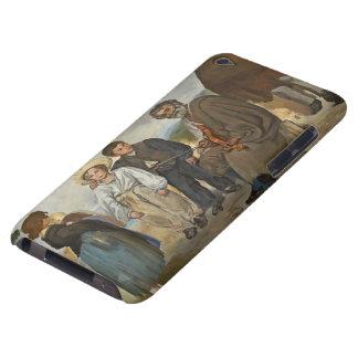 Capa Para iPod Touch Manet | o músico idoso, 1862