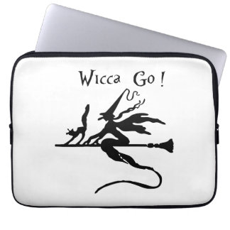 "Capa Para Laptop A bolsa de laptop 13"" do neopreno Wicca VAI!"