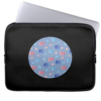 """Capa Para Laptop A bolsa de laptop chinesa 13"""" das lanternas"""