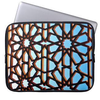Capa Para Laptop Porta do ferro
