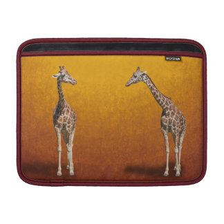 CAPA PARA MacBook AIR GIRAFAS