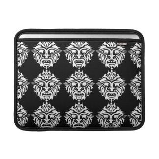 "Capa Para MacBook Air Máscara tribal - ar 13"" de Macbook  horizontal"