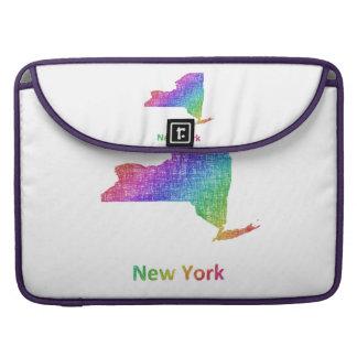 Capa Para MacBook New York