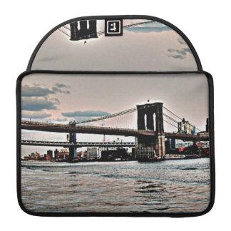 Capa Para MacBook Ponte de Brooklyn