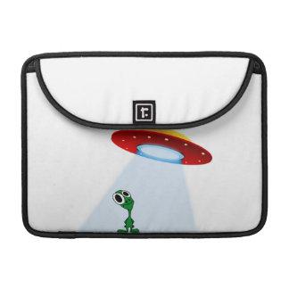 Capa Para MacBook Pro Alienígena & pires de vôo