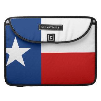 Capa Para MacBook Pro Bandeira clássica do estado de Texas