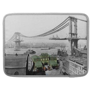 Capa Para MacBook Pro Ponte Macbook de Manhattan pro