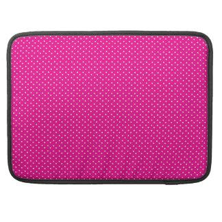 Capa Para MacBook Pro Teste padrão cor-de-rosa da polca