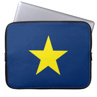 Capa Para Notebook Bandeira da república de Texas