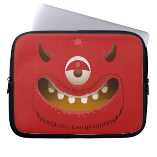 Capa Para Notebook Cara do monstro