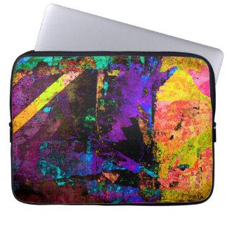 Capa Para Notebook Color Grunge desenho