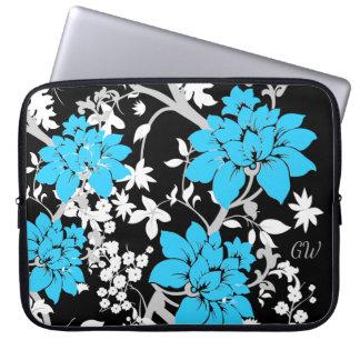 Capa Para Notebook Floral moderno personalizado