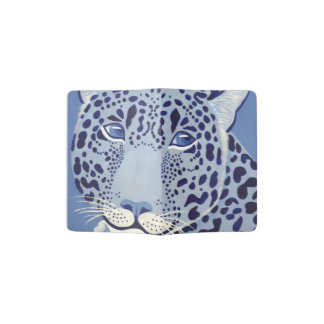 Capa Para Passaporte Suporte Ultramarine do passaporte de Jaguar