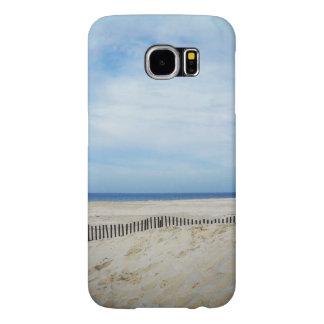 Capa Para Samsung Galaxy S6 Caso do telemóvel da praia