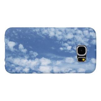 Capa Para Samsung Galaxy S6 Céu nebuloso