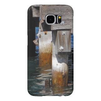 Capa Para Samsung Galaxy S6 Molhe do porto